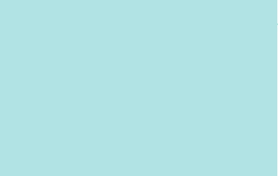 Coaching Banner Background - Aqua Leaves Pattern